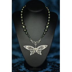 Collier Butterflies instead