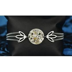 "Bracelet ""Metric "" scarabeé"