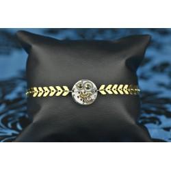 """Bracelet mécanique """"Mermaid"""""""