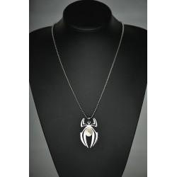 Collier Black Arachnée