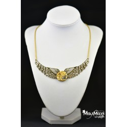 "Collier collection ""Gold Angel"""
