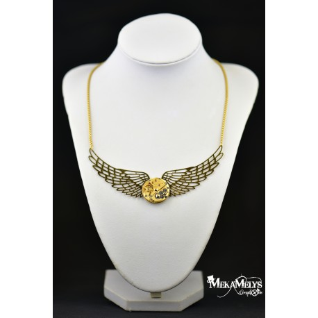 """Collier collection """"Gold Angel"""""""